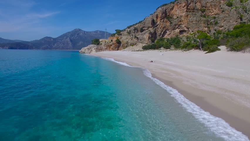 Пляж Кидрак Фетхие