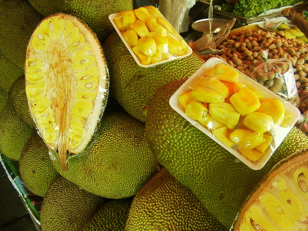 джекфрут в таиланде