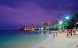 Пляжи Паттайи