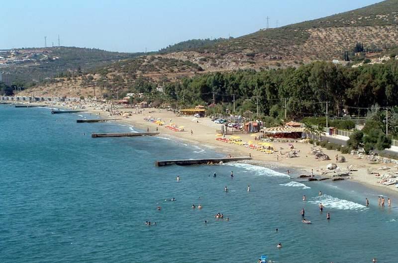 Пляж Куштур кушадасы