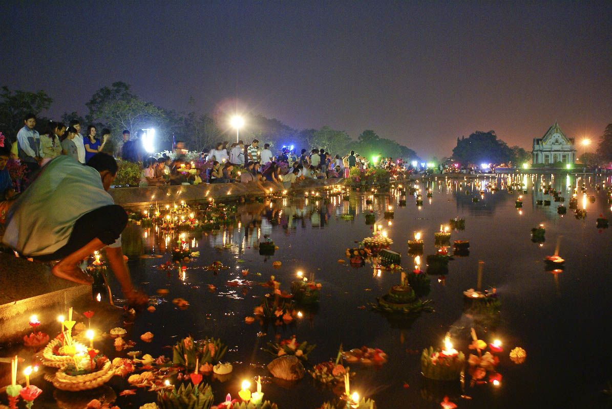 праздники в таиланде