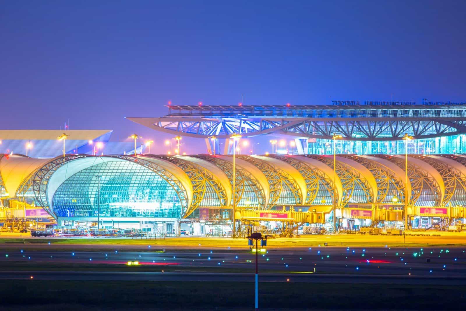 аэропорт суварнахбуми