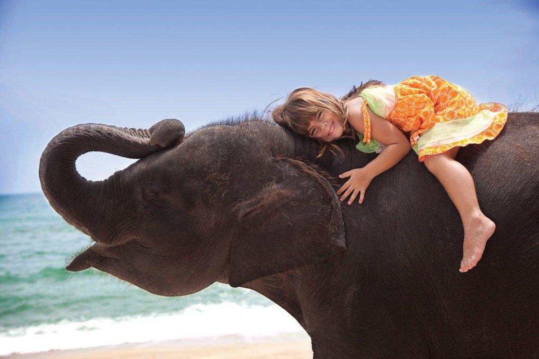таиланд с детьми