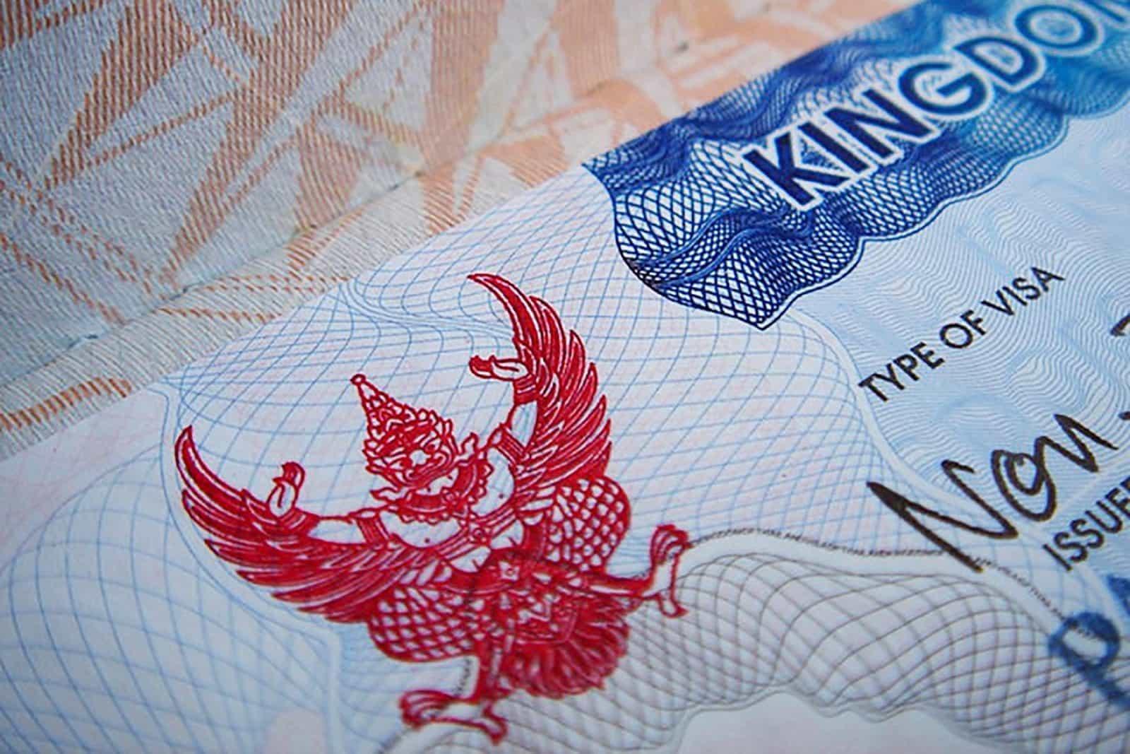 виза для россиян в таиланд