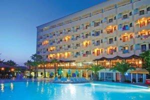 Анитас отель Турция