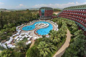 Отель дельфин турция