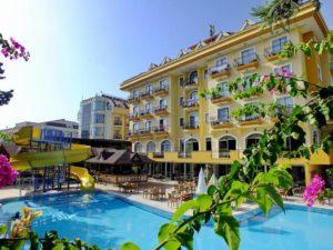 Отель Стелла Турция