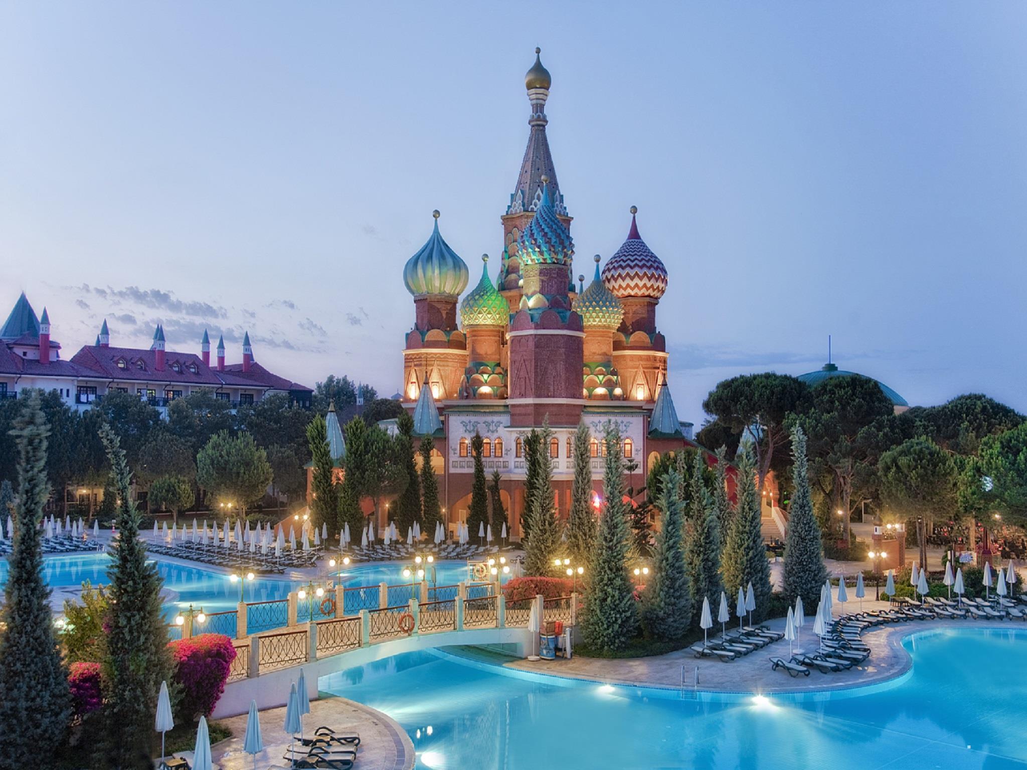 Отель Кремлин Турция 5*