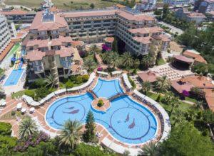Отель Нова Турция