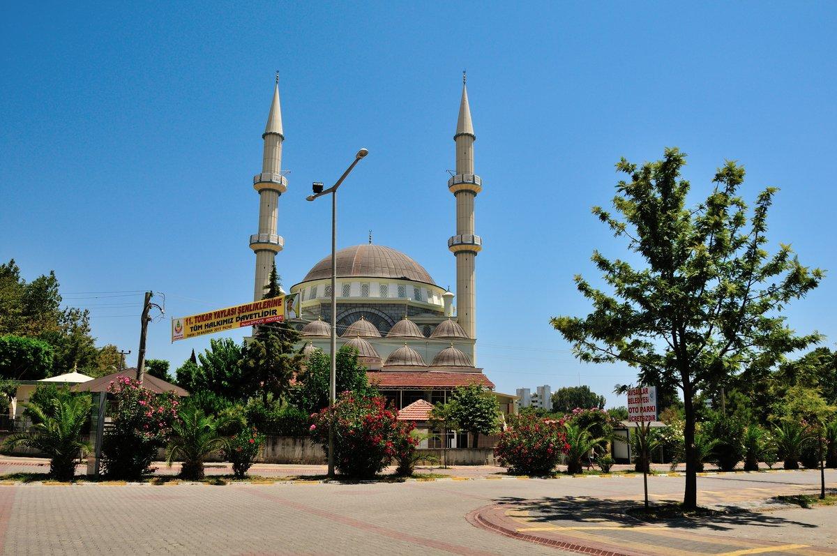 Мечеть Кумкой