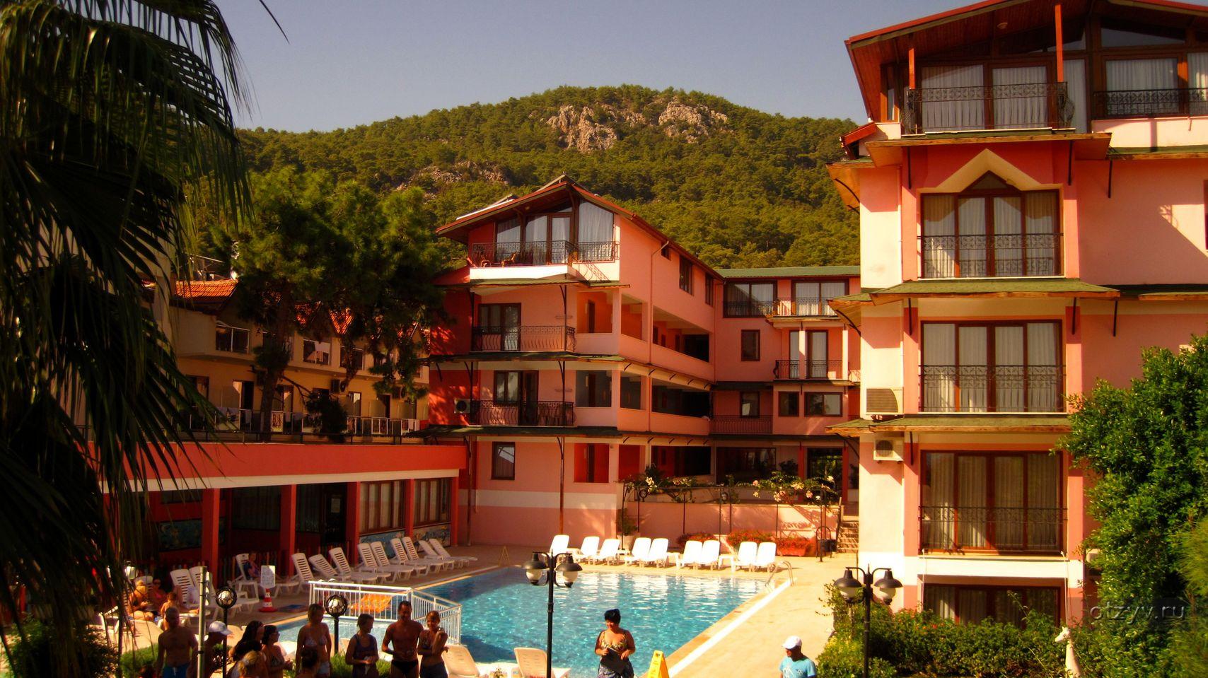 Сигал отель