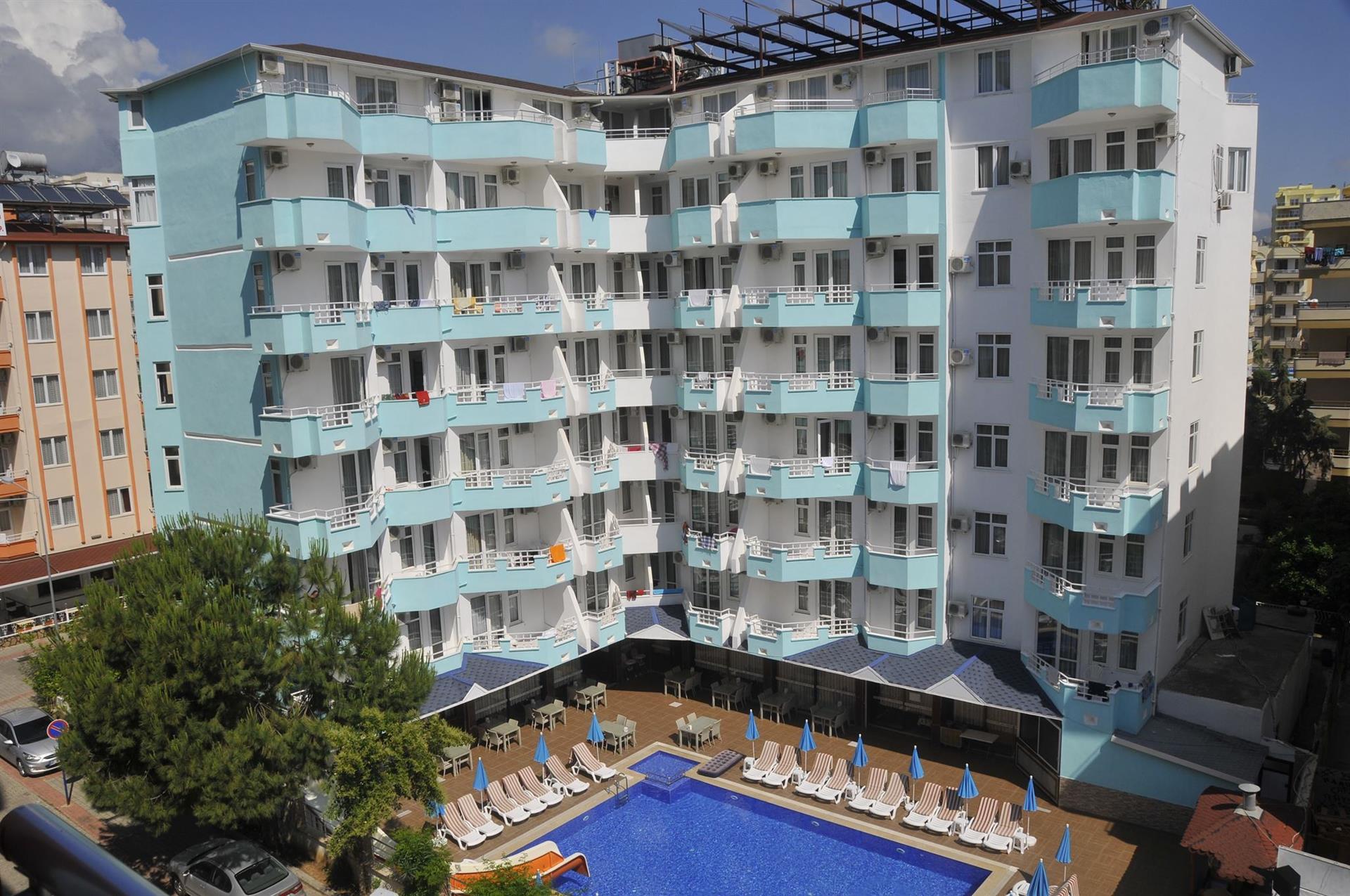 Барискан Хотел 3*