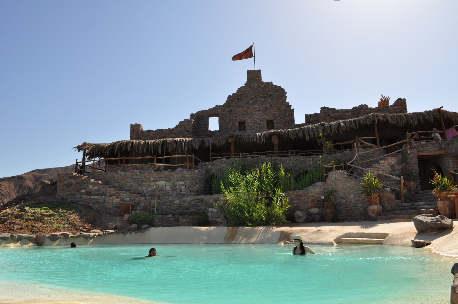 Замок Заман Таба