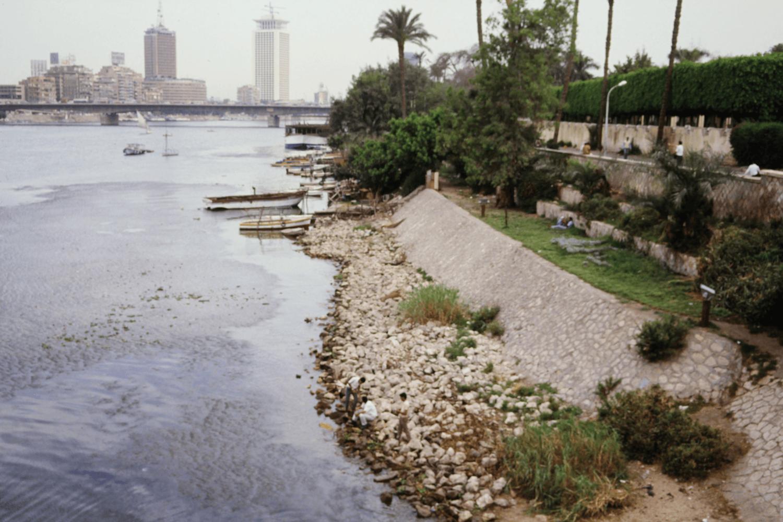 река Нил Каир