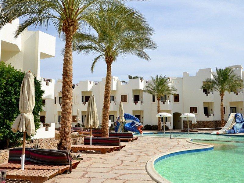 отель Шарм резорт 4* египет