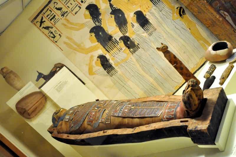 Музей мумификации луксор