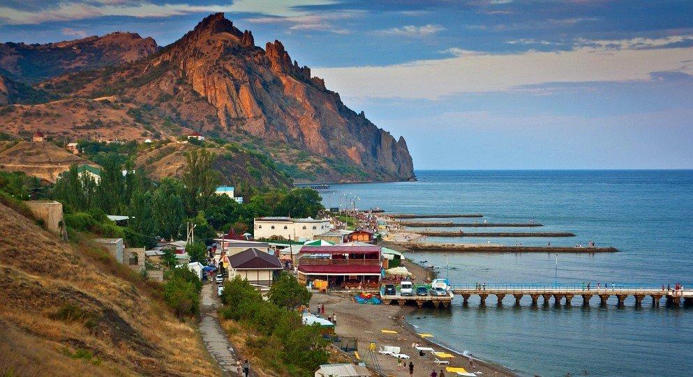 Курортное Крым
