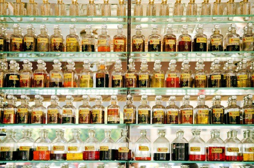 музей парфюмерии Каир