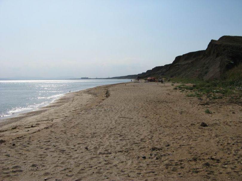 пляж песчанка феодосия береговое крым