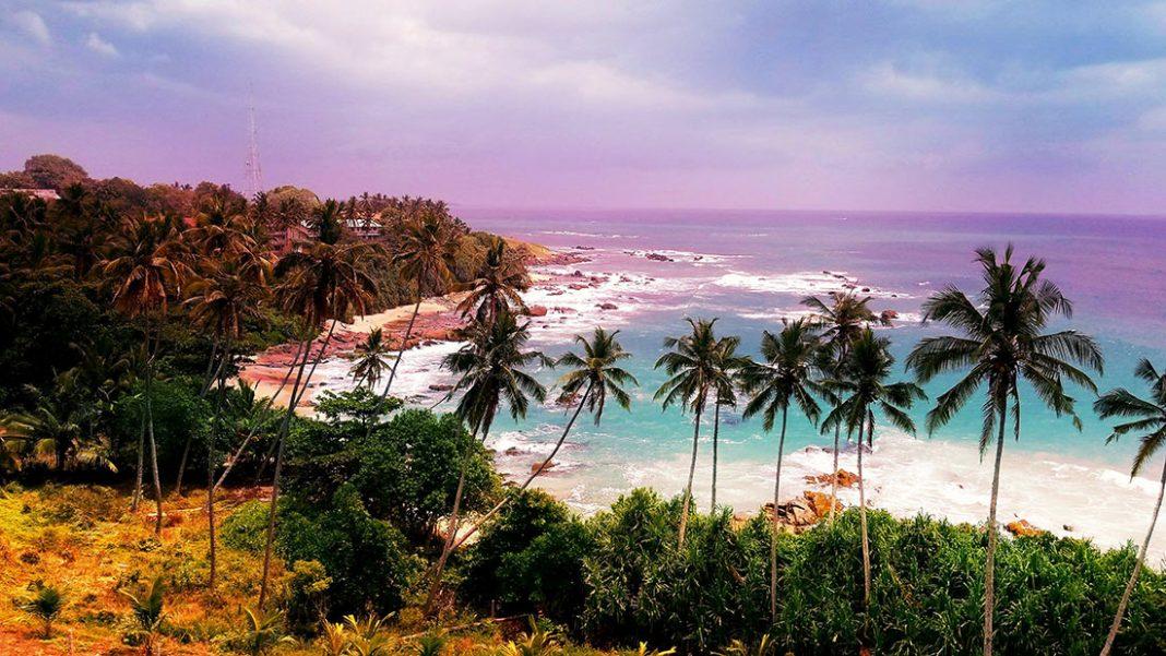 Погода на Шри Ланке
