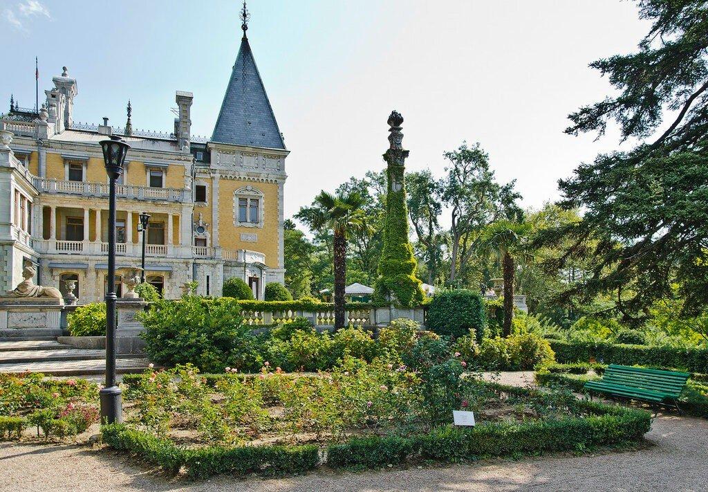 Массандровский дворец Крым Ялта