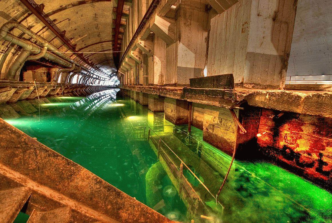 музей подводных лодок балаклава крым