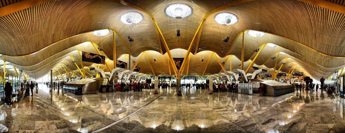 аэропорт мадрида испания