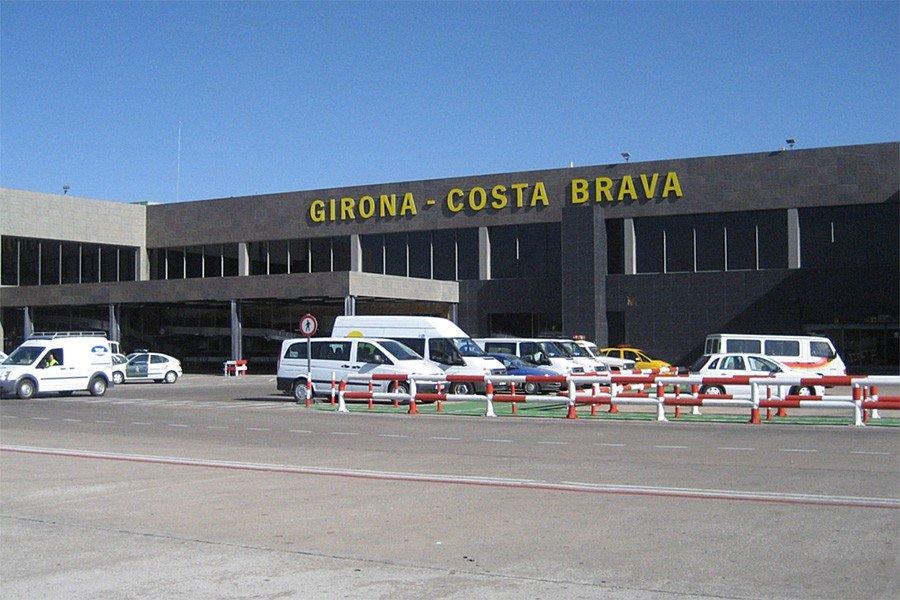 Аэропорт Жироны испания