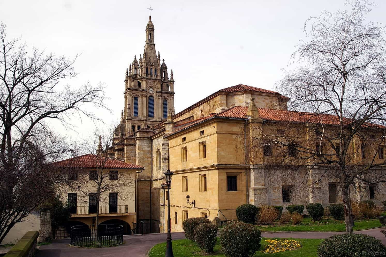 Базилика де бегония Бильбао