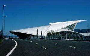 Аэропорт Бильбао испания