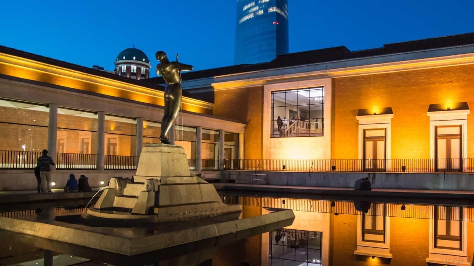 Музей изящных искусств Бильбао