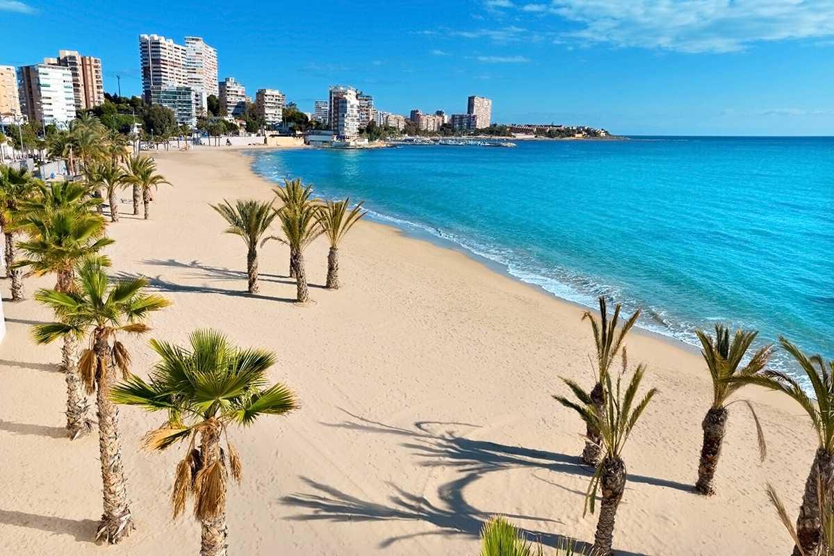 Коста Бланка Испания