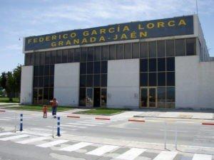 Аэропорт Гранады испания