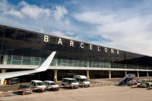 аэропорт барселоны испания