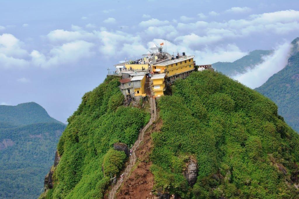 Пик Адама Шри Ланка