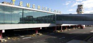Аэропорт Тенерифе испания