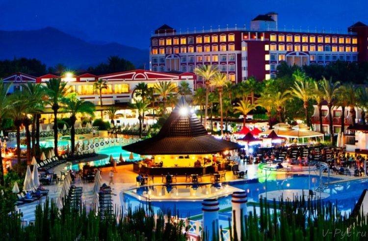 Pgs Kiris Resort отель