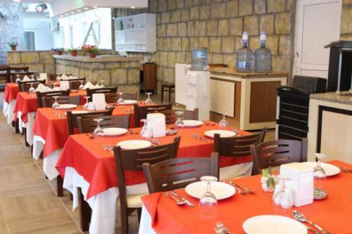 Ресторан отеля Ozer park 3* Турция