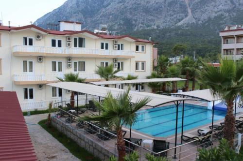 Отель Ozer park 3* Турция