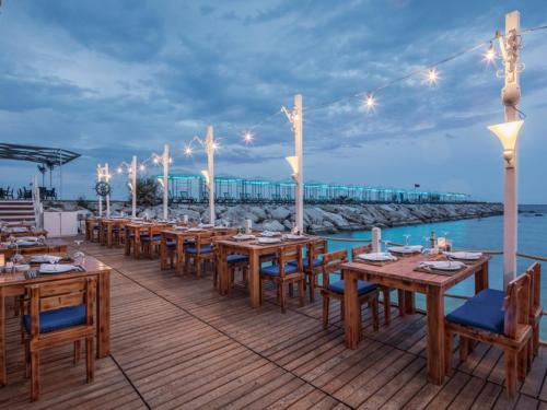 Ресторан отеля Риксос Сангейт