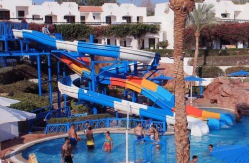 Аквапарк отеля Verginia Sharm Resort  4*