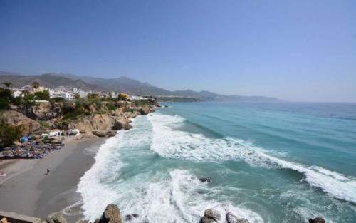 Пляж Коста-дель-Соль