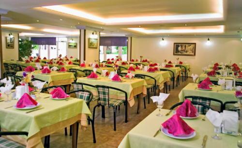 Ресторан отеля Havana Kemer 4*