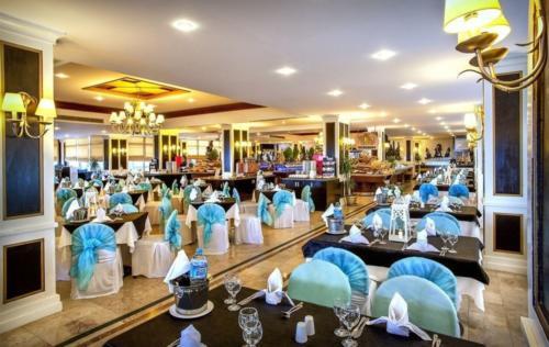 Ресторан отеля  Amara club marine nature 5*