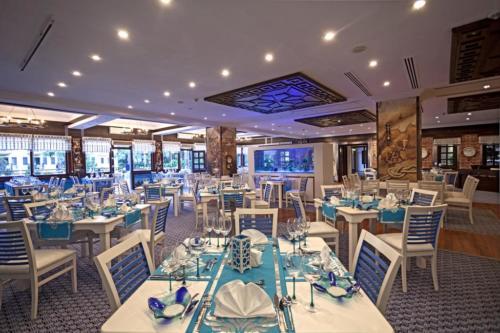 Ремторан отеля Club Hotel Phaselis Rose 5*
