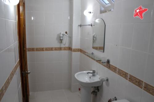 Ванная отеля Ozer park 3* Турция