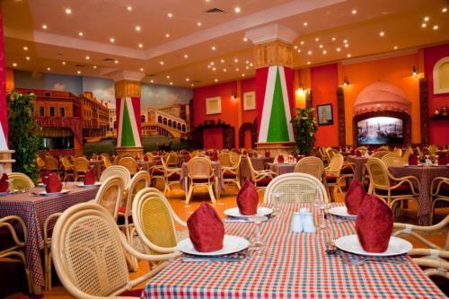 Ресторан отеля Ali Baba Palace 4*