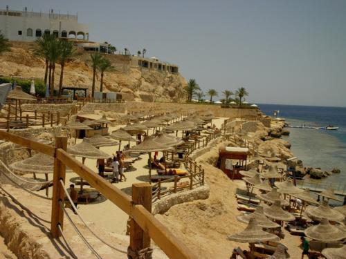Пляж отеля Sharm resort 4*