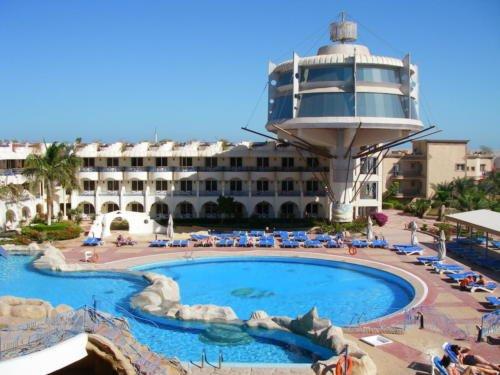 Бассейн отеля Sea Gull 4* хургада