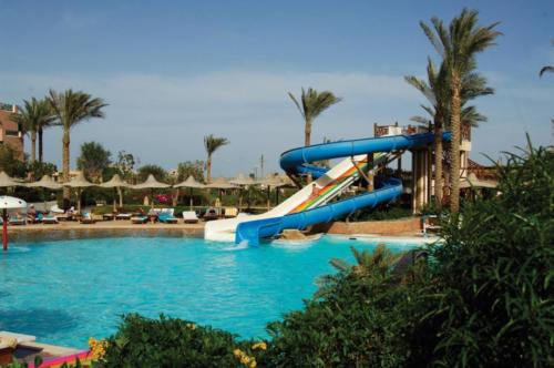 Аквапарк отеля Rehana Sharm Resort4*
